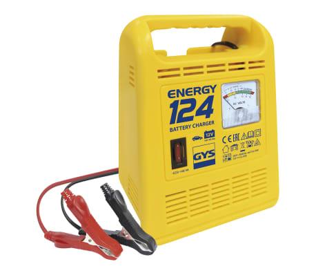 GYS Cargador de batería Energy 124 10-45 Ah 70 W[2/4]