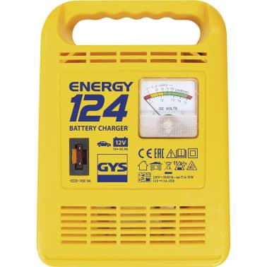 GYS Cargador de batería Energy 124 10-45 Ah 70 W[3/4]