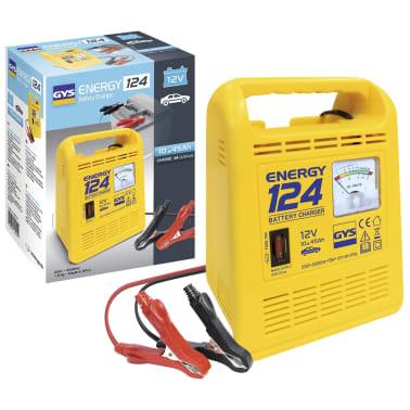 GYS Cargador de batería Energy 124 10-45 Ah 70 W[4/4]