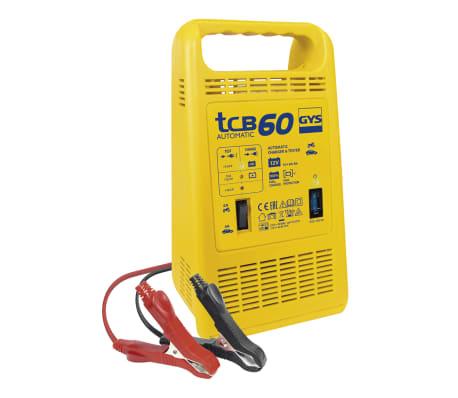 GYS Cargador de batería TCB 60 15-60 Ah 85 W[2/4]