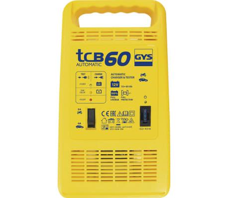 GYS Cargador de batería TCB 60 15-60 Ah 85 W[3/4]