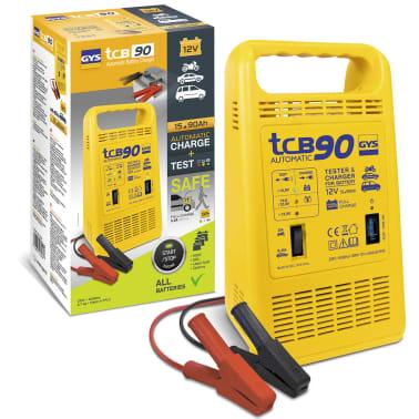 GYS Cargador de batería TCB 90 15-90 Ah 120 W[3/3]