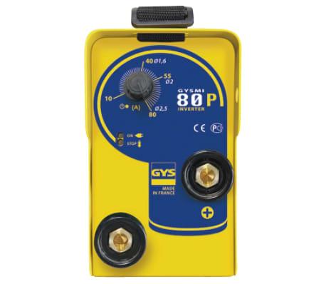 GYS Alimentation de soudure GYSMI 80P 10-80 A[3/3]