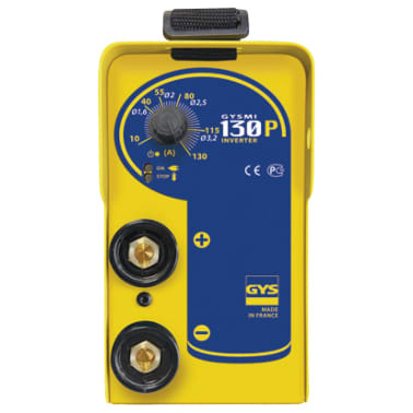 acheter gys poste souder inverter 130a coffret accessoires gysmi 130p pas cher. Black Bedroom Furniture Sets. Home Design Ideas