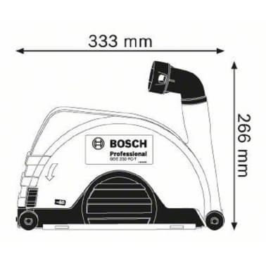 Bosch Carter GDE 230 FC-T Professional BOSCH[2/2]