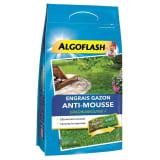 Algoflash Engrais Gazon Anti-Mousse Favorise la Repousse 7Kg