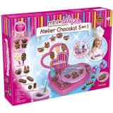 Lansay - Mini Délices Atelier Chocolat 5 en 1