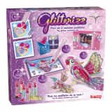Glitterizz : Mon set d'activités paillettes