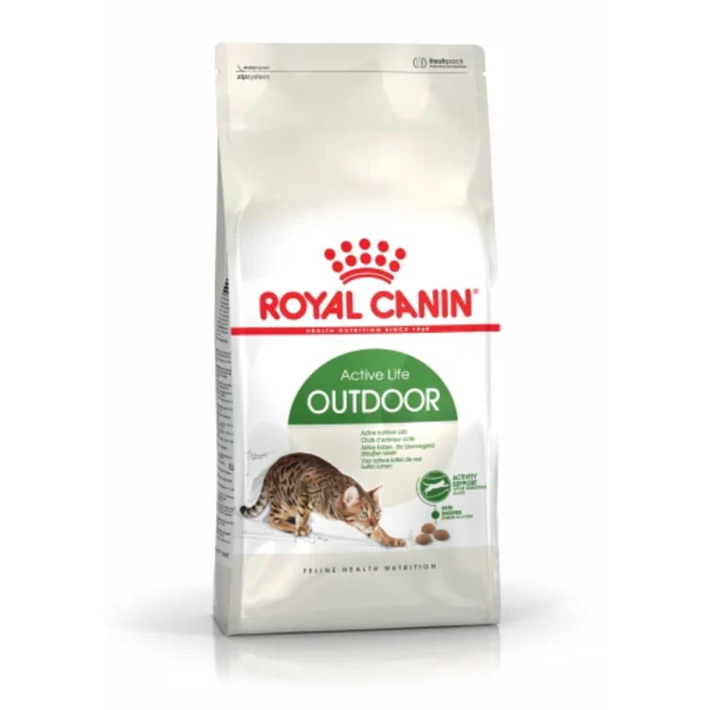 Afbeelding Royal Canin Outdoor kattenvoer 2 kg door Vidaxl.nl