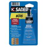 SADER - Colle à bois prise rapide - tube 55 ml