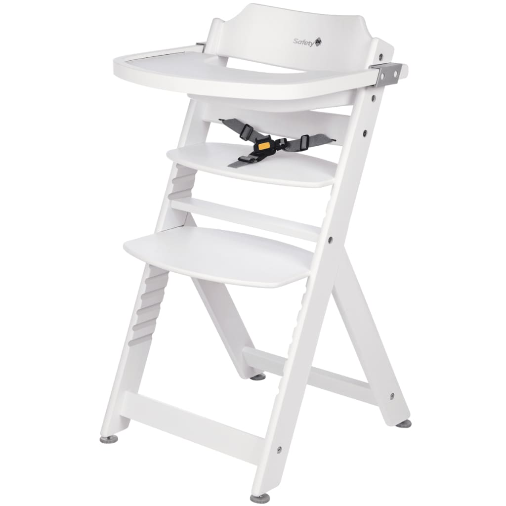 The Safety 1st Timba Is A Comfortable Wooden High Chair That Fully Adjule To Suit Six Month Toddlers Ten Year Olds Easy Assemble