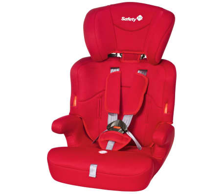 Safety 1st 2-in-1 Kindersitz Ever Safe 1+2+3 Rot 85127650[2/5]