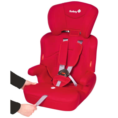 Safety 1st 2-in-1 Kindersitz Ever Safe 1+2+3 Rot 85127650[4/5]