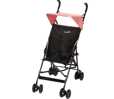 Safety 1st Buggy with Canopy Peps Black and Pink 1182326000[1/2]