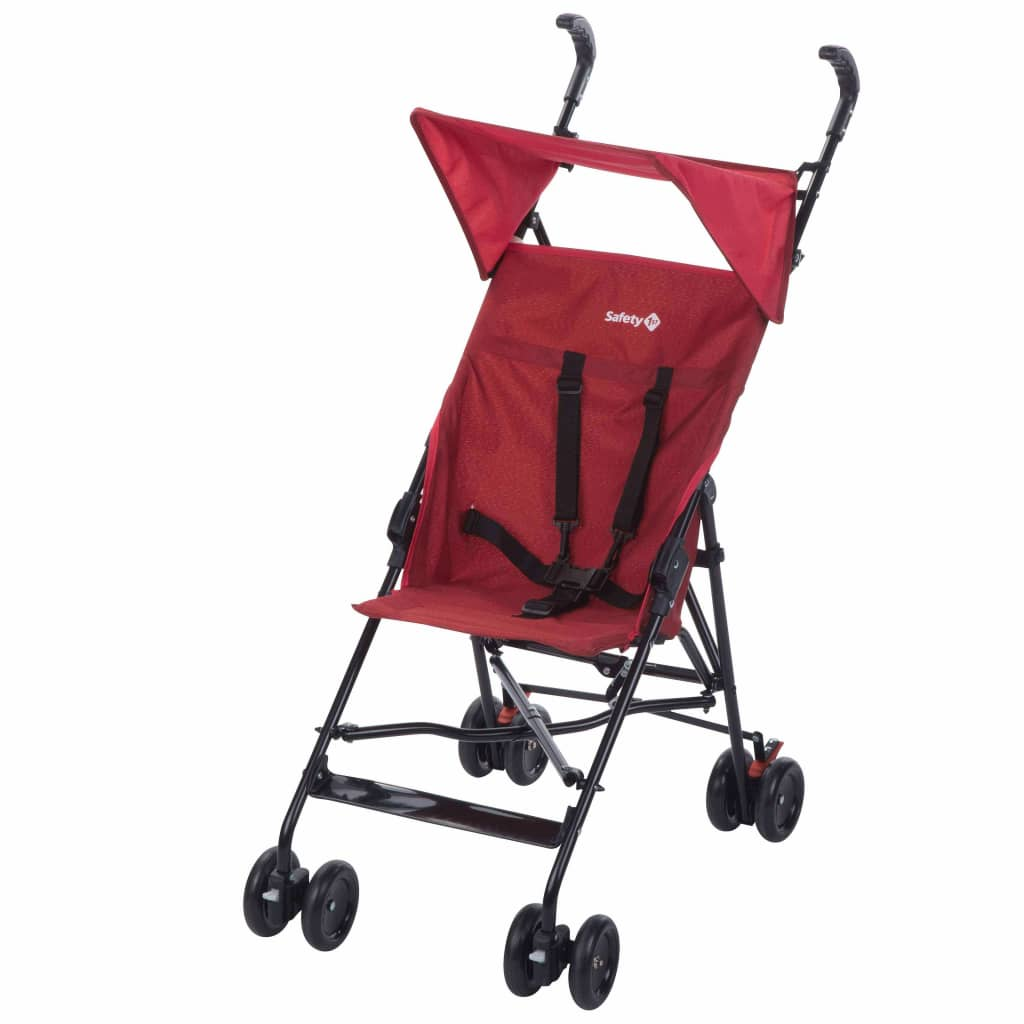 Safety 1st Buggy met luifel Peps rood 1182668000