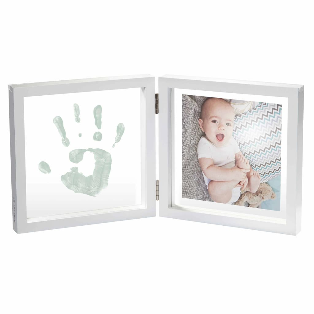 Afbeelding van Baby Art My Baby Style Transparent Flat simple (crystal line)