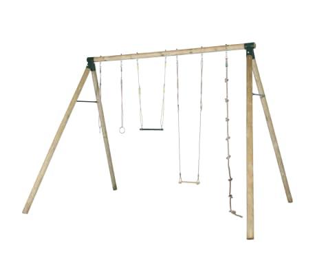 TRIGANO Cuerda para trepar con nudos para columpios 3-3,5 m J-421[2/2]