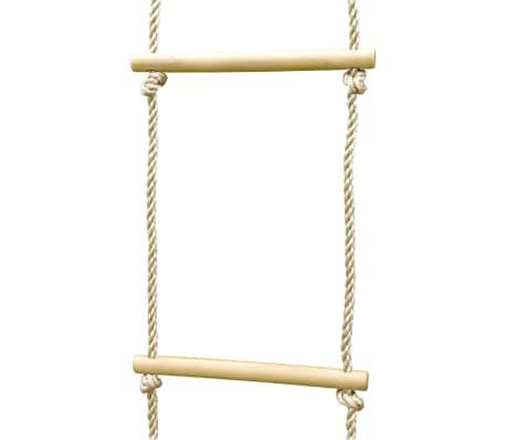 TRIGANO Escalera de cuerda para columpios 3-3,5 m J-424[1/2]