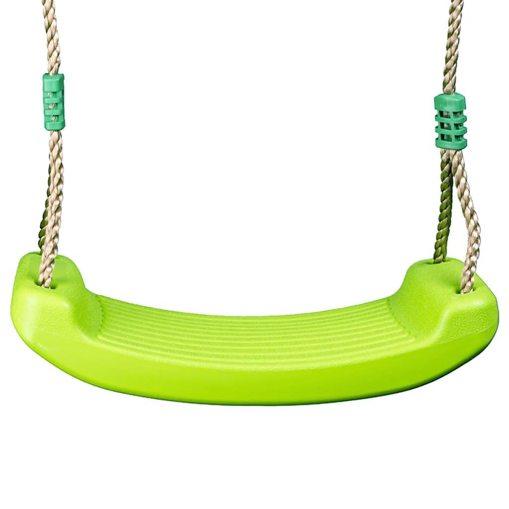 TRIGANO Schommelzitje voor sets 1,9-2,5 m groen J-426
