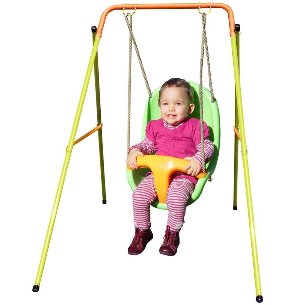 TRIGANO Funny babyschommel Emma 94x145x120 cm staal J 10153P9