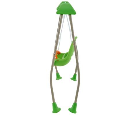 TRIGANO Columpio de bebé plegable Funny Tatou 118x142x124 cm J-10180P8[2/6]