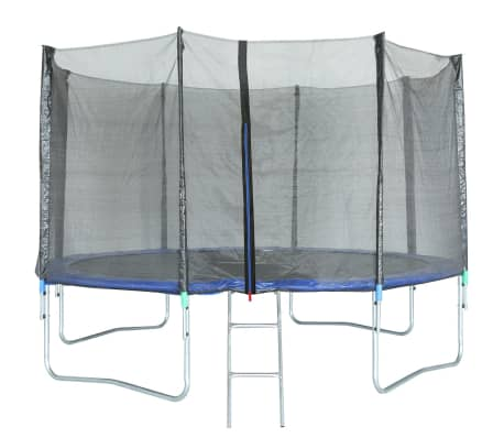 TRIGANO Trampoline with Safety Net 427cm J-JOU079