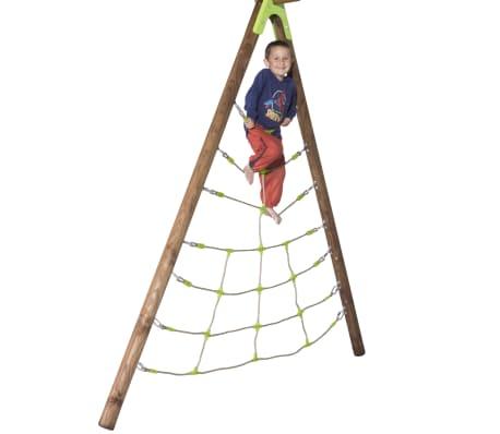 TRIGANO Kit d'escalade Spider pour balançoire en bois 2,3 m J-900550[2/3]