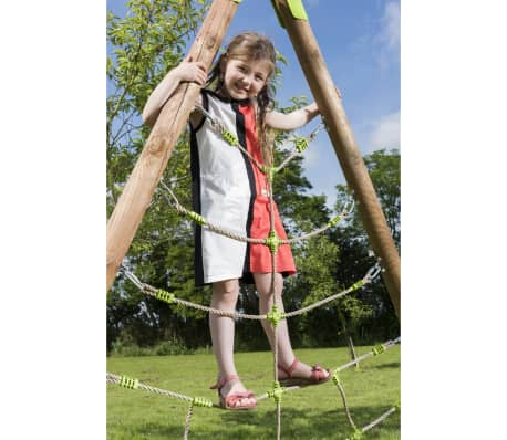 TRIGANO Kit d'escalade Spider pour balançoire en bois 2,3 m J-900550[3/3]