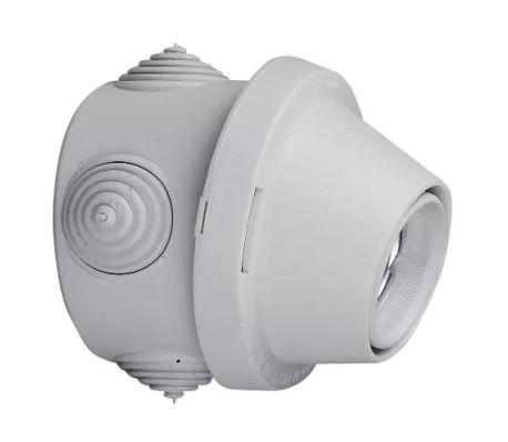Douille patère Plexo E27 étanche 100 Watts - LEGRAND