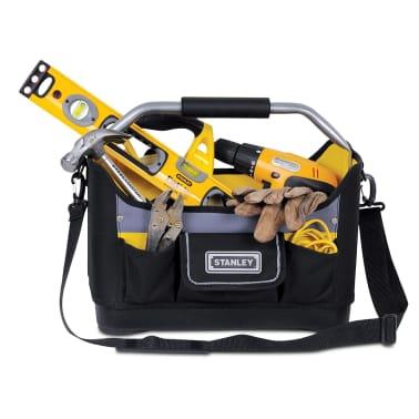 Stanley Werkzeugtrage Werkzeugtasche 44,7 x 25 x 27,7 cm 16 Zoll[1/3]