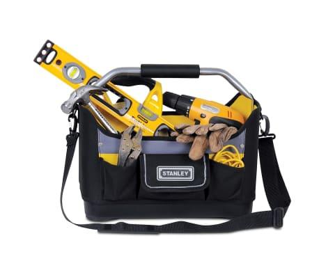 Stanley Werkzeugtrage Werkzeugtasche 44,7 x 25 x 27,7 cm 16 Zoll[2/3]