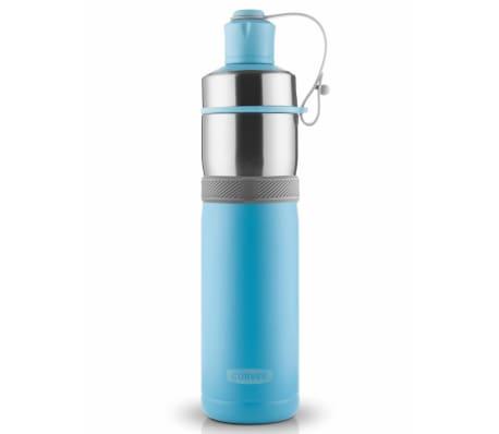 Curver Botella termo aislada al vacío Trendy 0,5 L azul 822345