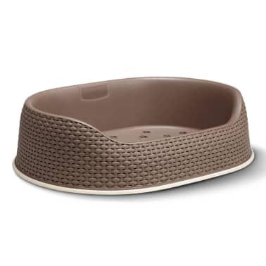 Curver Hundekorb 67x49x16 cm Mokka 700330[1/2]