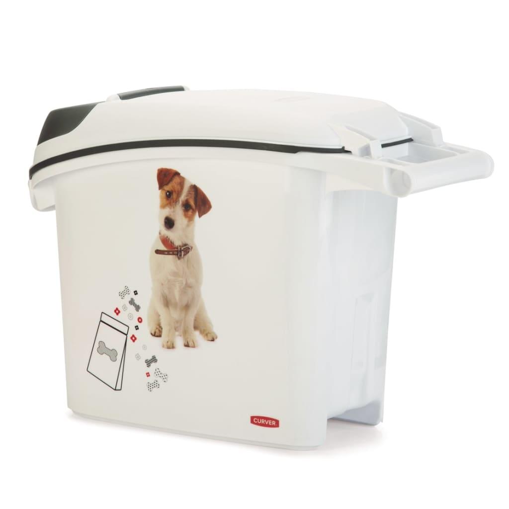 99425606 Curver Tierfutterbehälter Hund 15 L