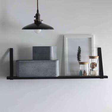 Curver Cajas de almacenaje con tapa Beton 3 piezas S+M gris claro[4/5]