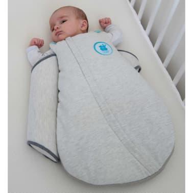 Candide Ergonomiška šoninės pozicijos pagalvė kūdikiui Air+, pilka[5/8]