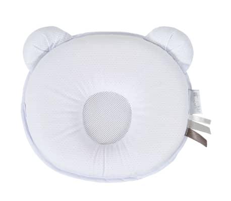 Candide Petit Babyhoofdsteun Panda Air+ ergonomisch wit