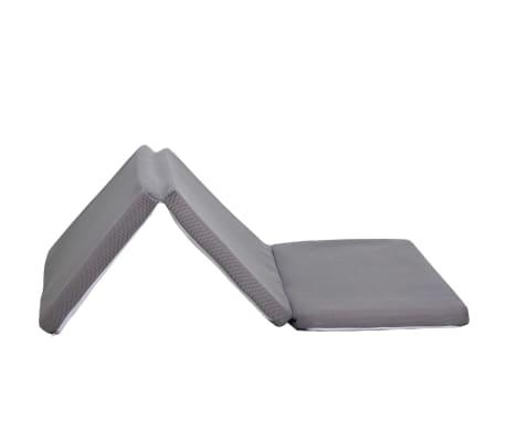 candide reisebett matratze f r kinder air grau 120 x 60. Black Bedroom Furniture Sets. Home Design Ideas