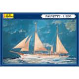 Maquette bateau : Fauvette