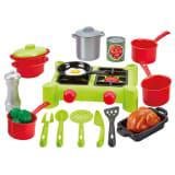 ECOIFFIER 100% Chef de table de cuisson gaz + Accessoires Camping 2..