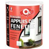 Peinture appuis de fenêtre - 2.5 L - Blanc - OXI