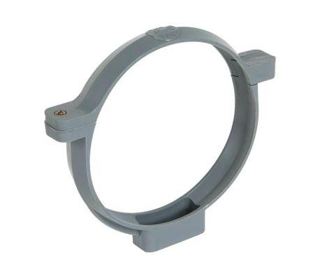 Collier à bride insert p.7/150 Ø125 gris