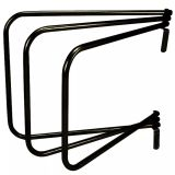 HIPPO-TONIC Horse Blanket Rack Black 704235
