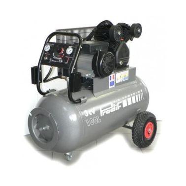 PRODIF Compresseur courroie bi-cylindre V 100 l 3 cv TRE-2210030MG[1/1]