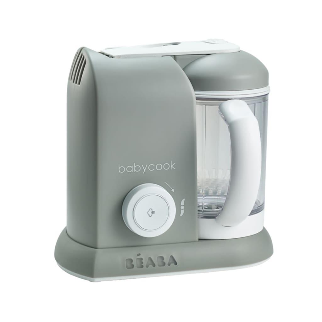 99413033 Beaba 4-in-1 Baby-Küchenmaschine Babycook 1100 ml Grau 912461