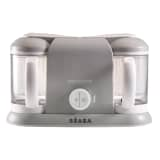 Beaba 4-in-1 Baby Food Processor Babycook Duo 2200 ml Grey