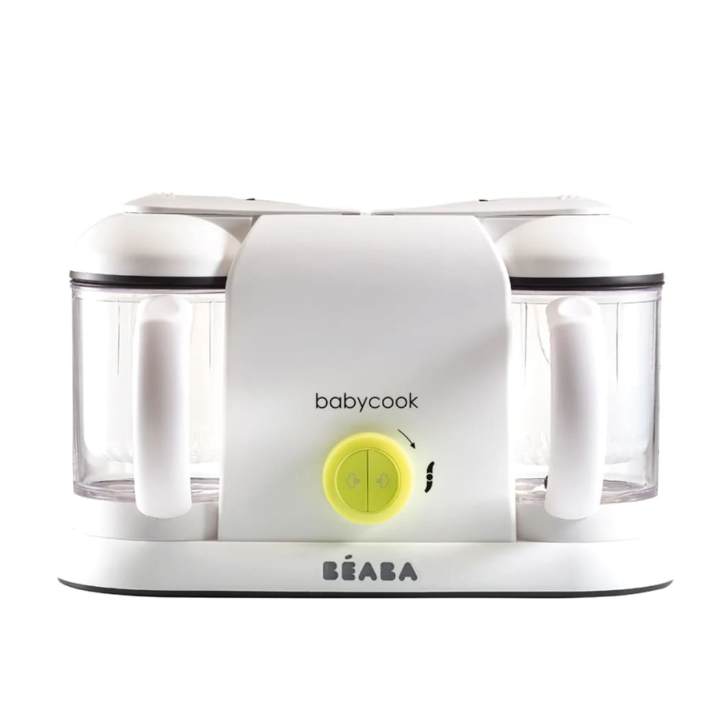 99413036 Beaba 4-in-1 Baby-Küchenmaschine Babycook Plus 2200 ml Neon 912465