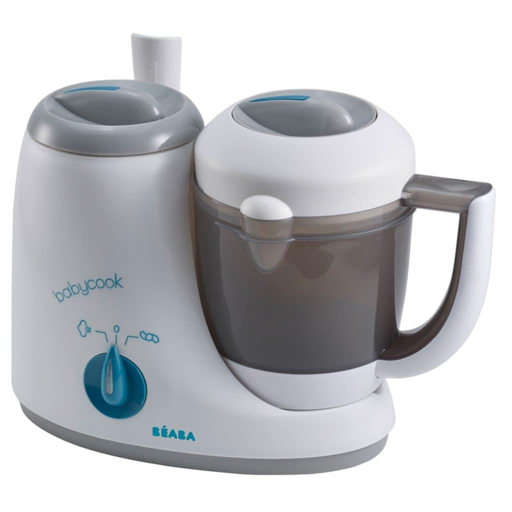 99413038 Beaba 4-in-1 Baby-Küchenmaschine Babycook Original Grau 912471