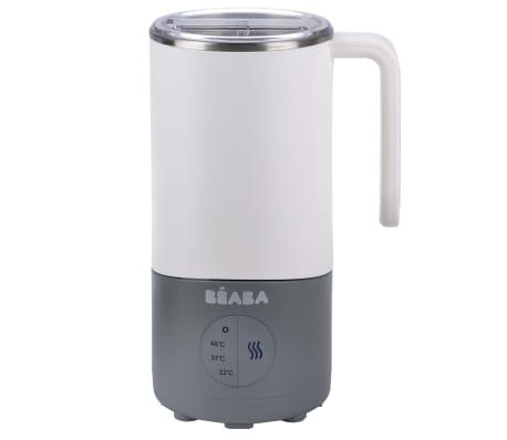 Beaba Flaskvärmare Milk Prep 450 ml vit och grå