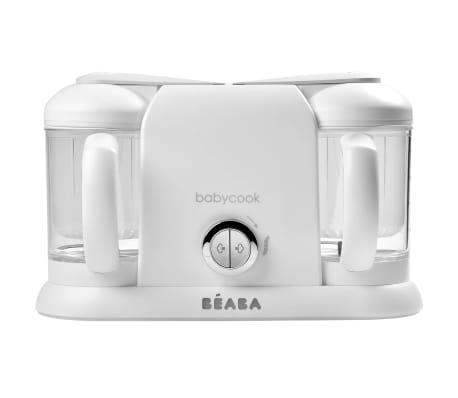 Beaba 4-i-1 Matberedare Babycook Duo 2200 ml vit